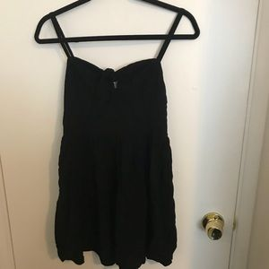 EUC Sexy little black dress size L by Forever 21